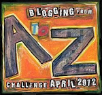 A to Z Badge 2012 17 A to Z Challenge: H = Hope