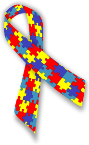 Autism Awareness Ribbon 185x300 Autism Awareness: The Autism Puzzle Piece Meaning