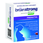 Healthy Baby Development with #BrainStrongDHA