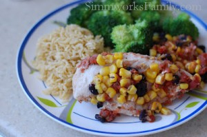 Crockpot Salsa Chicken 300x199 Crockpot Meals