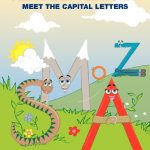 Alphabet Anatomy: Meet the Capital Letters {Children's Book}