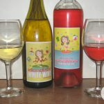 Summer Pool Time with Mommy Juice Wines