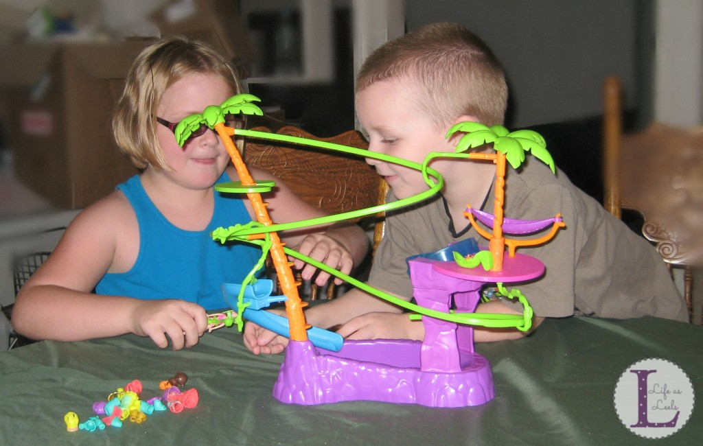 Playtime Fun with Polly Pocket