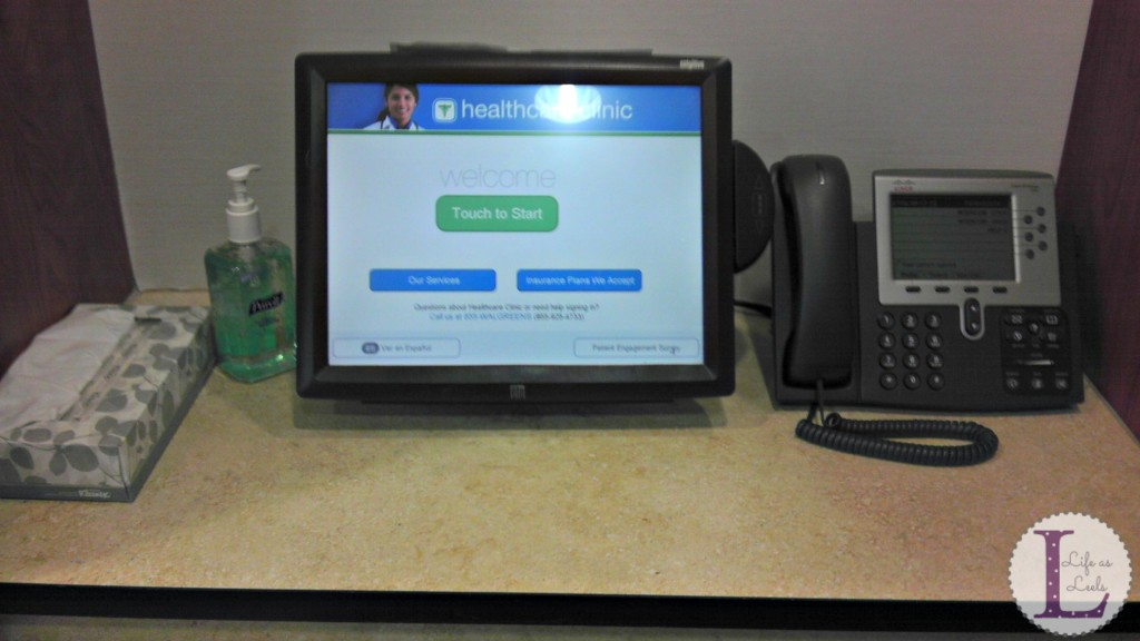Walgreens Healthcare Clinic Sign In