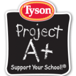 #ad Raising Money for School with Tyson's Project A+ Program