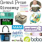Bringing Home Baby Giveaway Hop: Mama Grand Prize Package