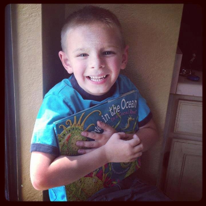 Jaryn Micah, 5 Years Old Diagnosis: Anaplastic Ependymoma tumor near his Cerebellum and brain stem.