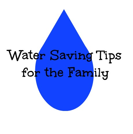 Water Saving Tips for the Family