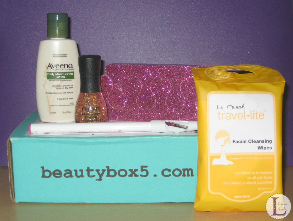 Beauty Box 5 #review #sponsored