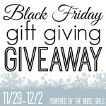 Black Friday Gift Giving Giveaway #NoiseGirlsGifts
