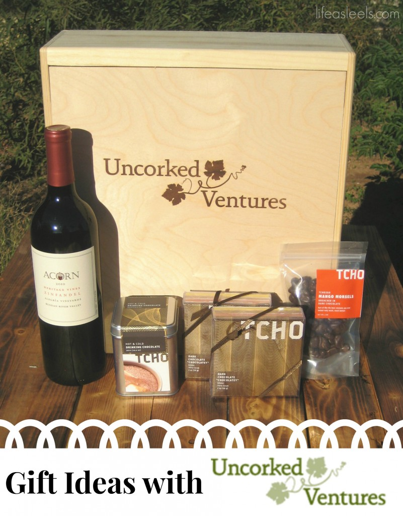 Gift Ideas with Uncorked Ventures #sponsored