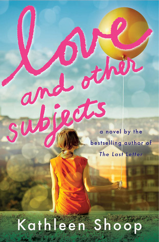 Love and Other Subjects Book #Review