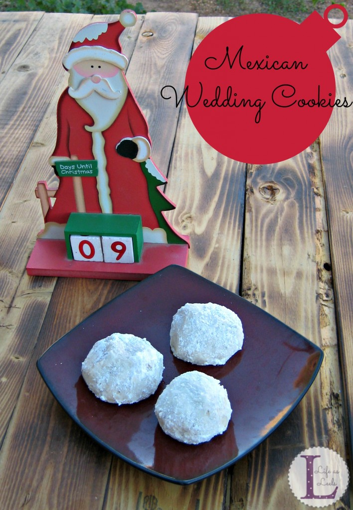 Mexican Wedding Cookies #recipe