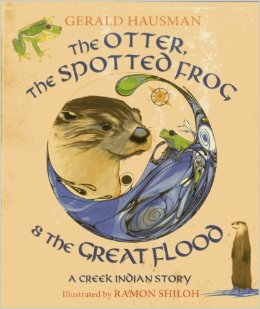 The Otter, The Spotted Frog & the Great Flood #Review #Children