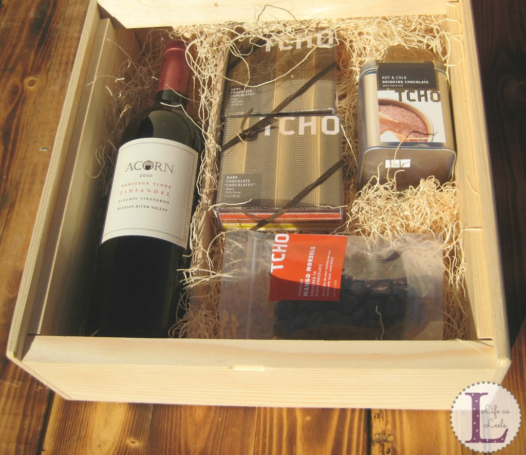 Uncorked Ventures Wine and Chocolate #sponsored