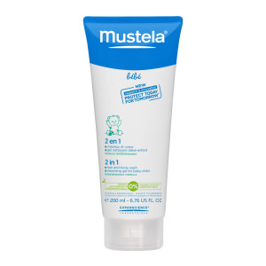 2 in 1 Hair&Body Wash #GenerationMustela #Sponsored #MC