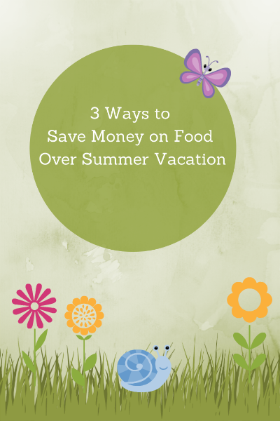 3 Ways to Save Money on Food