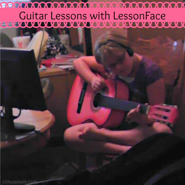 Guitar Lessons with LessonFace