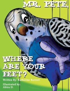 Mr. Pete, Where are your Feet? {Children's Book #Review}
