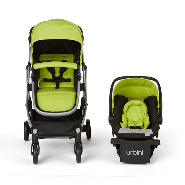 Looking At It Head On You Cant Really See Any Significant Difference Its A Typical 3 In 1 Travel Systems With The Stroller And Car Seat