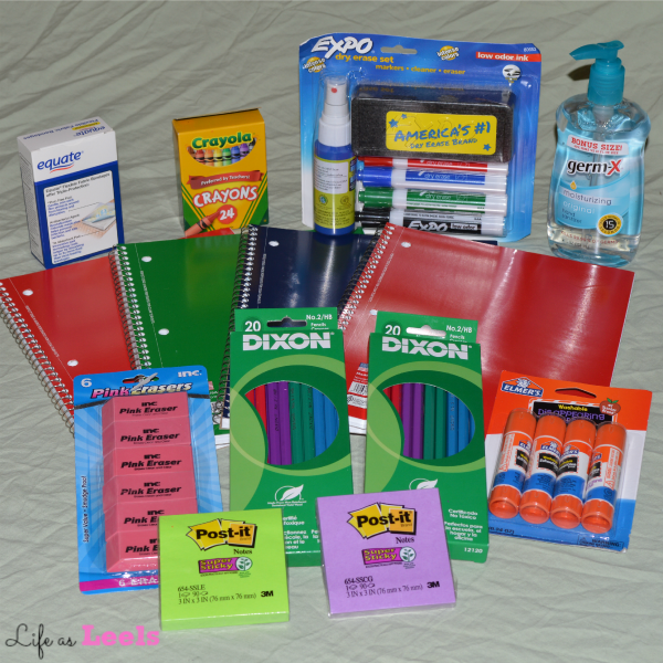 School Supplies #FoodMadeSimple #shop #cbias