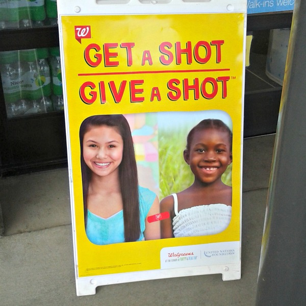 Get a Shot Give a Shot #GiveaShot #CollectiveBias #shop
