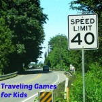 Traveling Games for Kids
