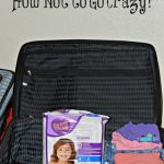 Traveling with Baby Diapers How Not to Go Crazy! #BabyDiapersSavings #shop #cbias