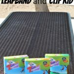 Get active with LeapBand and CLIF Kid #FitMadeFun