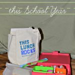 Rock the Lunchbox this School Year #ad