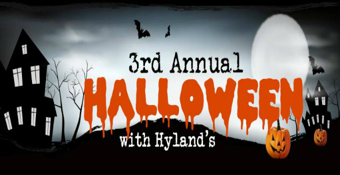 3rd Annual Halloween with Hylands Photo Contest