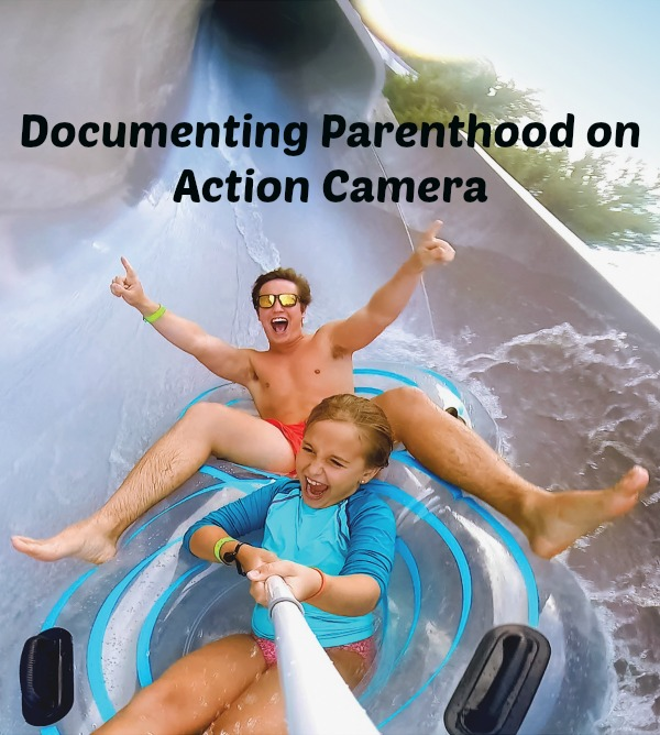 Documenting Parenthood on Action Camera