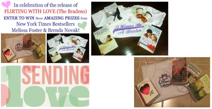 Flirting with Love Giveaway