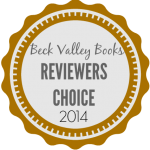 Beck Valley Books Reviewers Choice Awards for 2014