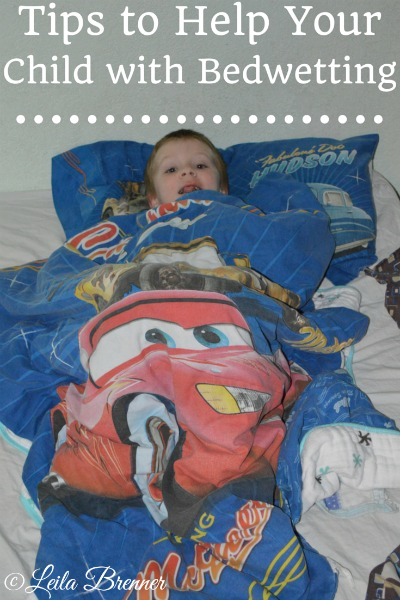 Tips to Help Your Child with Bedwetting #WalmartTRUFIT #IC #ad
