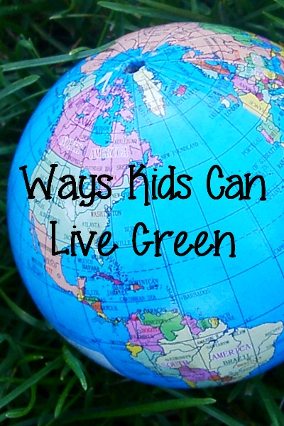 Ways Kids Can Live Green #BringingInnovation #cbias #ad