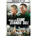 When the Game Stands Tall {Movie Review}