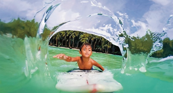 Summer vacation with GoPro HERO+ LCD 1
