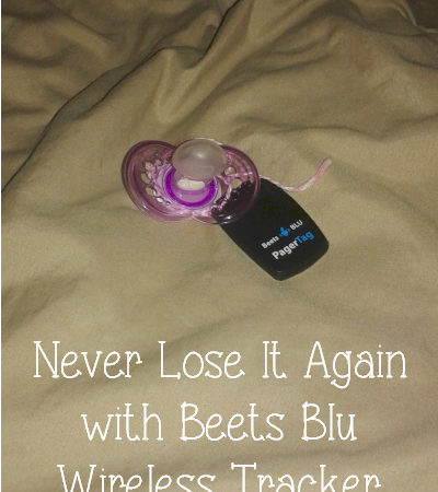 Never Lose It Again with Beets Blu Wireless Tracker