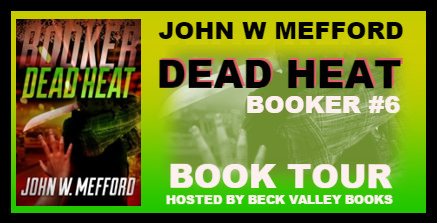 Booker: Dead Heat Book Tour