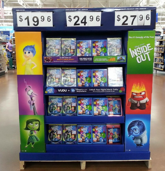 Inside Out is now available for purchase #ad #cbias #InsideOutEmotions