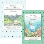 The Travel Adventures of PJ Mouse by Gwyneth Jane Page {Children's Book}