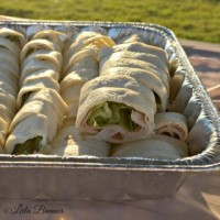 Turkey Wraps with Healthy Ones Deli Meat