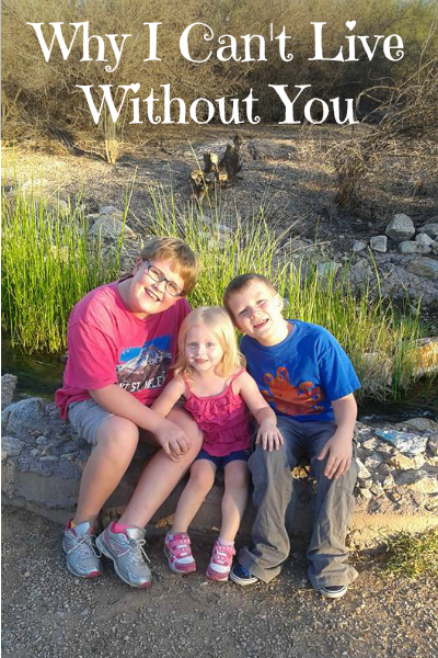 Why I Can't Live Without You #loveandprotect #cbias #ad