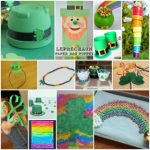 St. Patrick's Day Kid Crafts