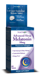 Natrol Advanced Sleep Melatonin