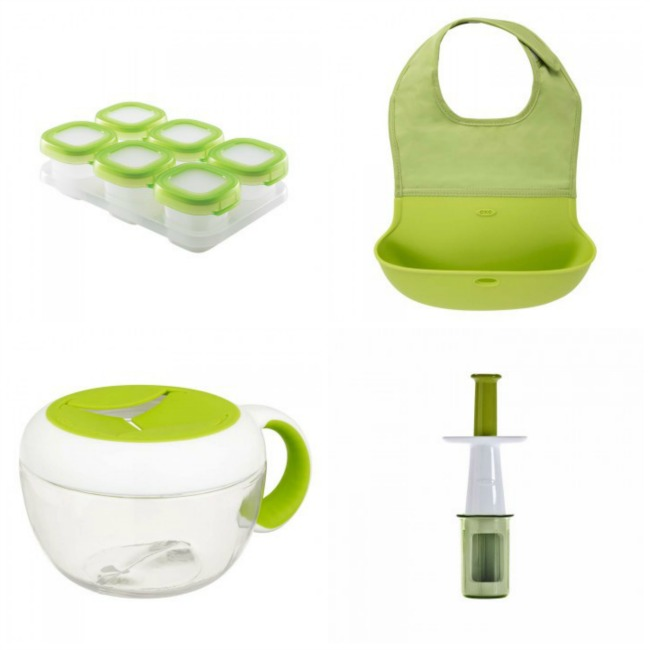OXO Tot Toddler feeding products