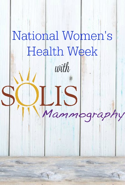National Women's Health Week with Solis Mammography