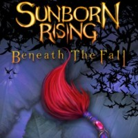 Sunborn Rising Beneath the Fall by Aaron Safronoff