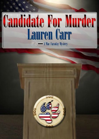Candidate for Murder (A Mac Faraday Mystery) by Lauren Carr